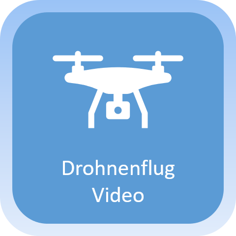 Drohnenflug Immobilien Video