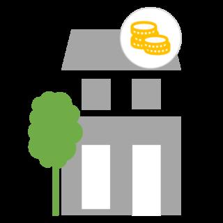 Haus Paket Verkauf Premium bis 120qm