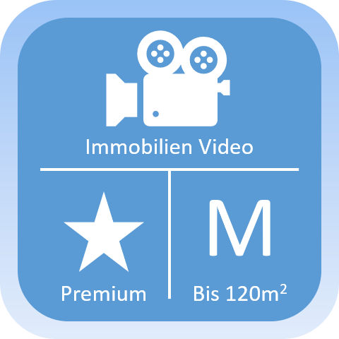 Immobilien Video Premium 120qm