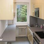 2-Zimmer-Eigentumswohnung Küche