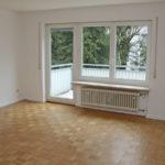 2-Zimmer-Eigentumswohnung Wohnzimmer