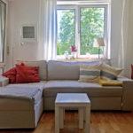 Apartment Wohnbereich