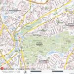 Beispiel Immobilien Umgebungskarte