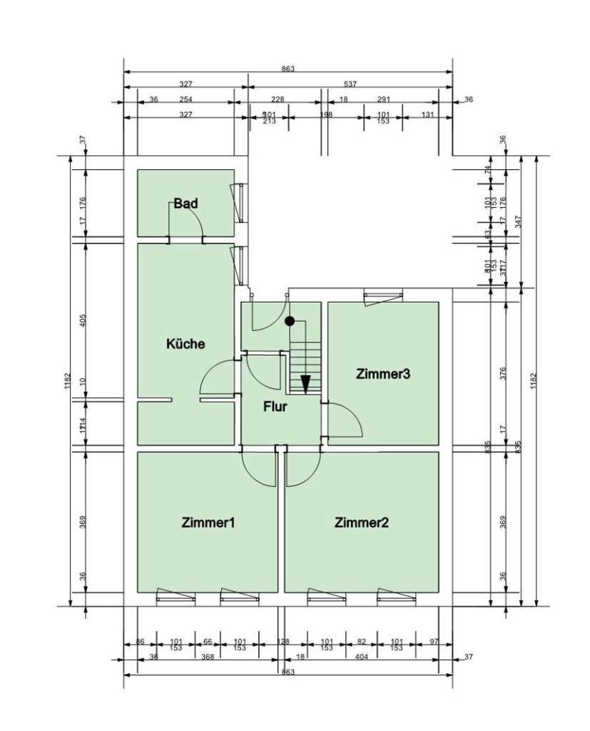Beispiel-Grundriss