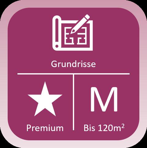 Grundriss Premium bis 120qm