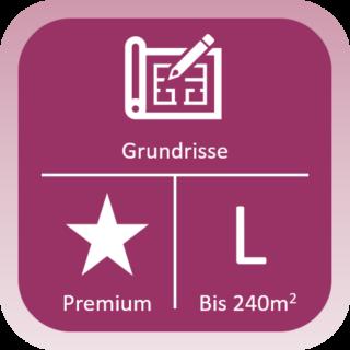 Grundriss Premium bis 240qm
