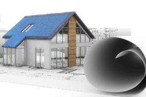 Aufmass und Wohnflaechenberechnung fuer Wohnung oder Haus erstellen